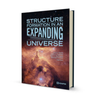 Structure formation in an expanding universe (e-book)